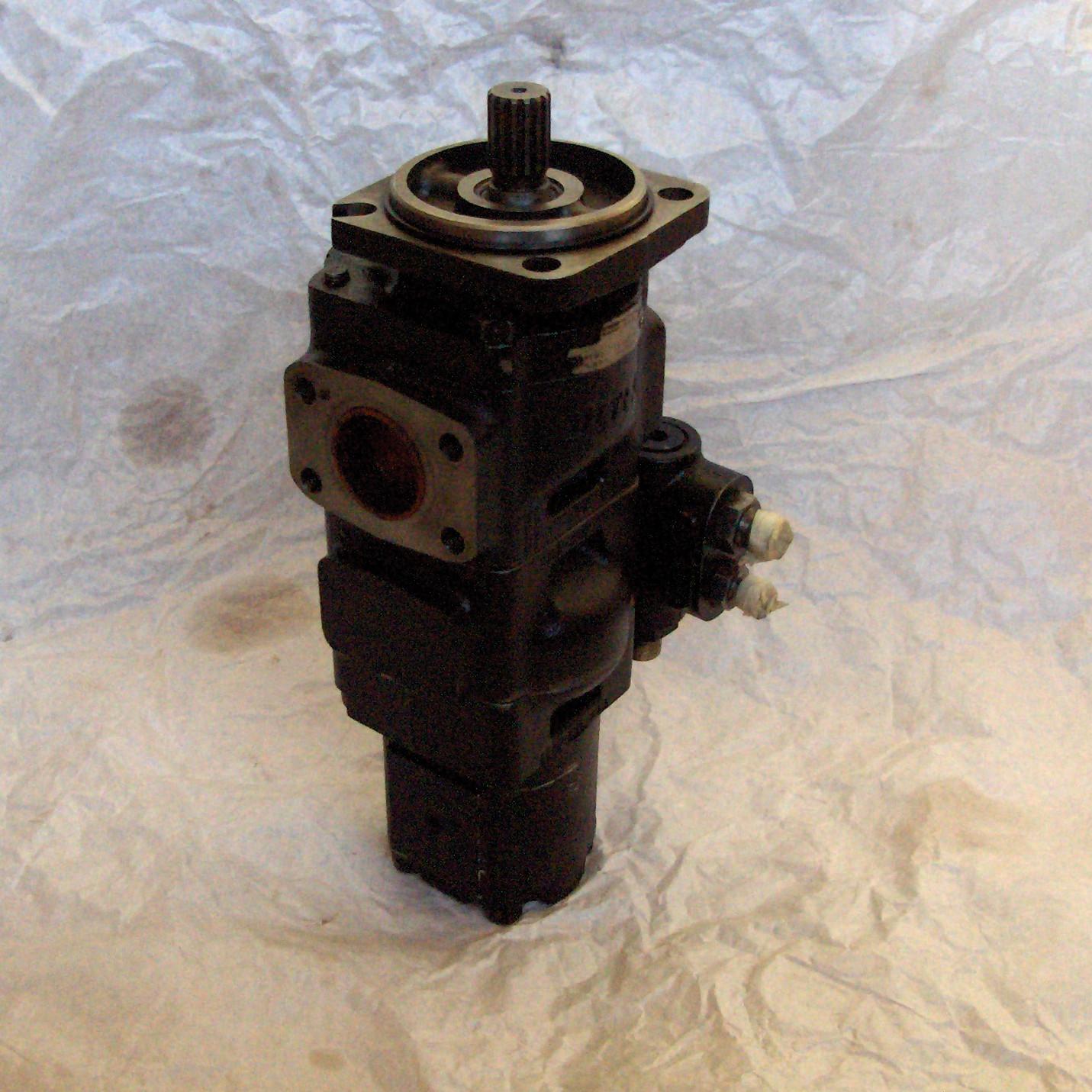Marconi oleodinamica srl pompe idrauliche a ingranaggi for Pompe per laghetti esterni
